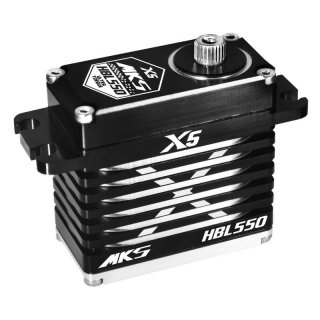 HBL550 HV Digital Servo brushless X5 Serie