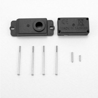 Servo case Pack a set & screw for DS6188