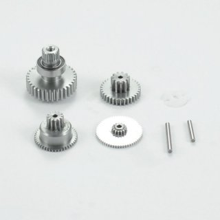 Servo Metal Gears Package for DS1250, HV1250